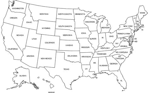 map of 50 united states map of continental united states html map usa states map