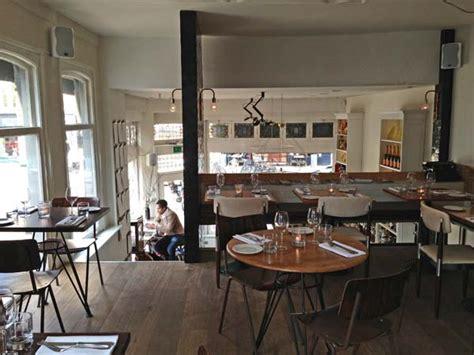 Kitchen Amsterdam by Franklin Bar And Kitchen Cocktails En Goed Eten In