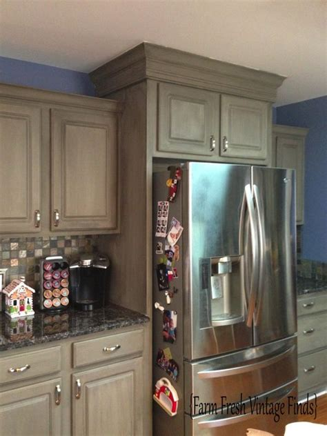 fresh fit linen cabinet thermofoil cabinets in annie sloan french linen the big
