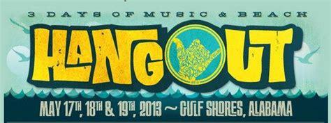 Hangout Music Festival Ticket Giveaway - hangout music festival 2013 gulf shores al