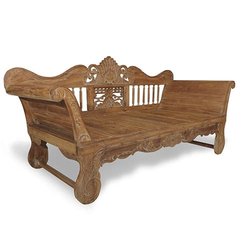 indonesian bench carved bench indonesia benches