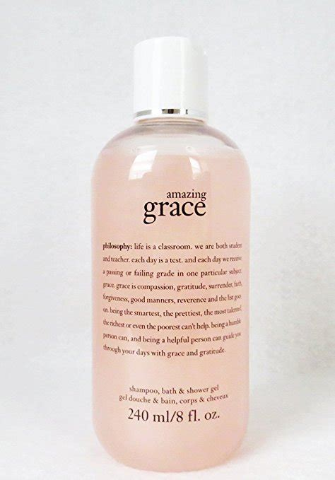 philosophy shoo shower gel bath philosophy amazing grace shoo bath shower gel sassy and stylish