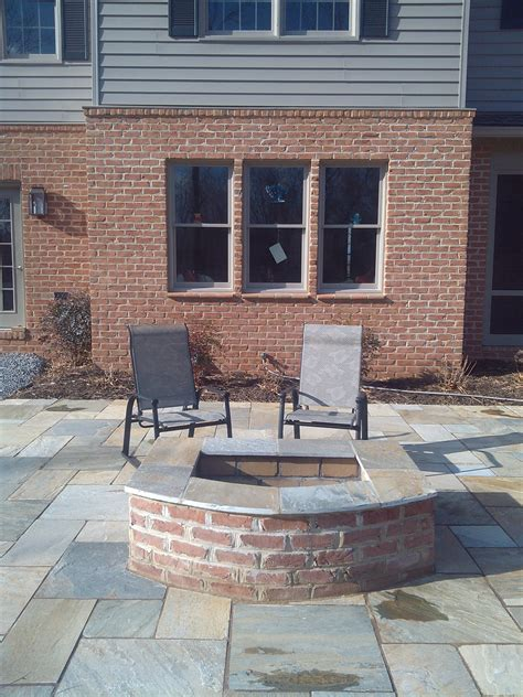 Brick Fire Pit Cool How To Make A Brick Fire Pit In Your How To Make A Brick Pit In Your Backyard