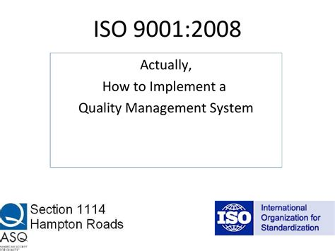 iso 9001 sections how to implement iso 9001 by svijet kvalitete issuu