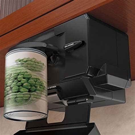 black and decker cabinet can opener best electric can opener reviews and deals in july 2018
