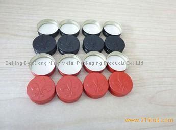 Teh Cap Nutu aluminium cigar caps products china aluminium cigar caps supplier