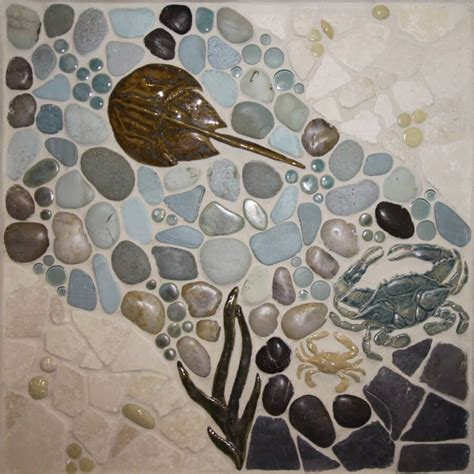 tile borders for kitchen backsplash nautical tiles for your house custom borders