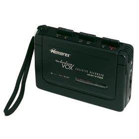 memorex cassette memorex personal cassette recorder buy cassette recorder