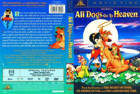 all dogs go to heaven quotes all dogs go to heaven 2 quotes quotesgram