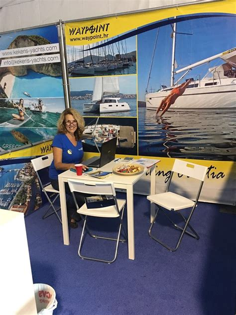 waypoint annapolis sailboat show october 6 10th usa - Boat Show October