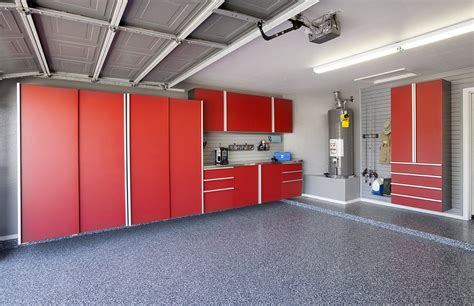 Garage Cabinet Systems Inspiration The Our Hoboken Nj Window Treatments Store Offers Garage Storage Solutions Custom Window Treatments