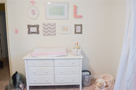 pink and grey nursery l pink grey and white nursery pink gray nursery by