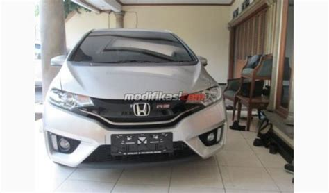 Honda Jazz Rs At Silver 2015 2015 honda honda all new jazz rs manual silver 2015 2014