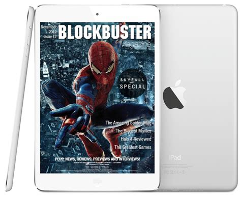 blockbuster magazine launches offering free and