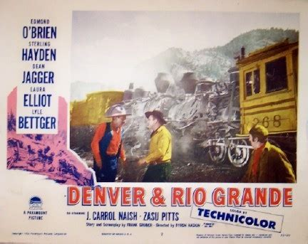 denver and rio grande 1952 full movie denver and rio grande 1952 edmond o brien us lobby card 7 nm 35