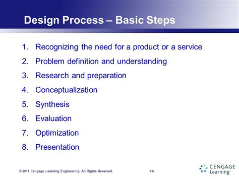 design need definition chapter 3 introduction to engineering design ppt download