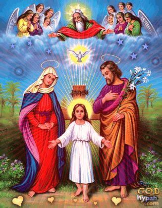 imagenes de la familia sagrada holy family god is one word