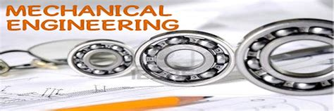 Mechanical Engineering Related Mba Courses by B Tech In Mechanical Engineering