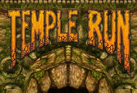 temple run  plea  dreary update product