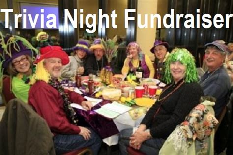 themes for a quiz night trivia night fundraiser