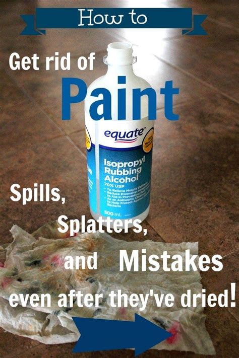 how to get rid of couch stains how to get rid of paint spills splatters and mistakes