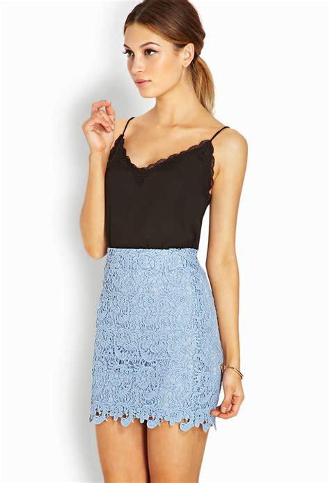falda cortas atractivas faldas cortas de temporada moda 2014
