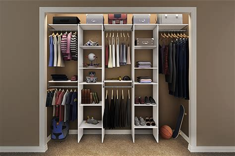 Closetmaid Closet by Closetmaid 174 Gallery Advanced Closet Systems