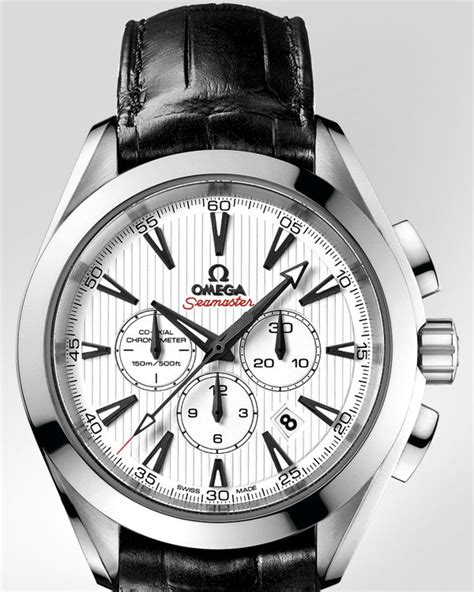 Omega Seamaster Chronograph Leather Quality Premium 11 best sport watches images on sport watches black rubber and wrist watches