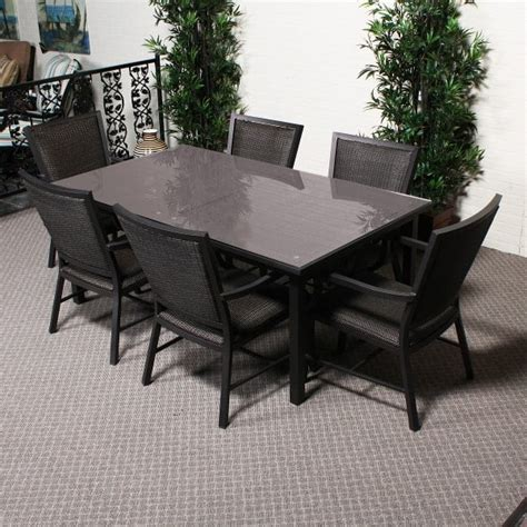 woven patio furniture woven dining patio furniture