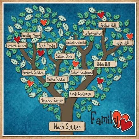 12 best family tree images on pinterest gift diy and books