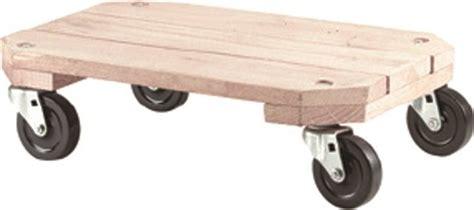shepherd 9854 furniture dolly 360 lb 25 in l x 18 1 4 in w x 12 1 2 in h solid wood