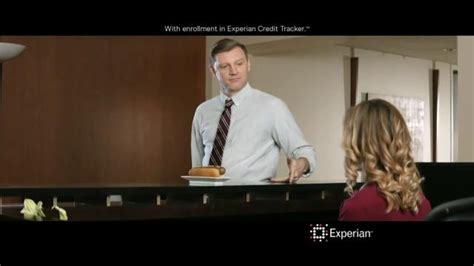 experian commercial actress experian tv commercial the hamburger hot dog ispot tv