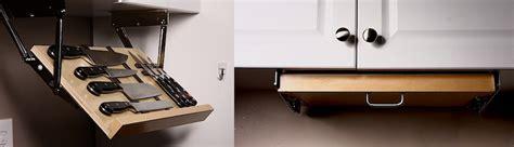 under cabinet knife storage drop down uk designing for knife storage part 2 beyond knife blocks