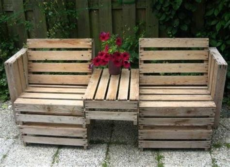 simple pallet bench 10 simple diy pallet bench designs wooden pallet furniture