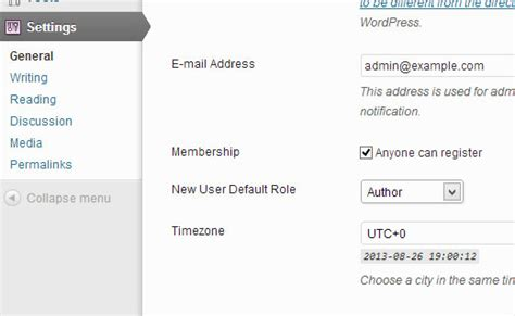 wordpress tutorial user registration how to allow users to submit posts to your wordpress site