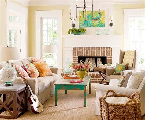 Cottage Interior Color Schemes by Home Interior Design