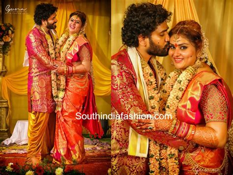 Marriage Pics by Namitha And Veera S Wedding And Mehendi South