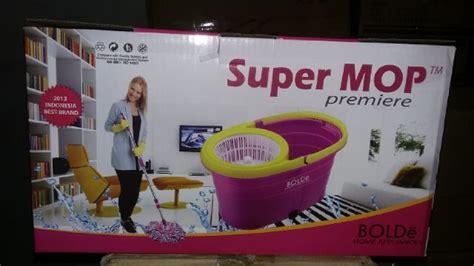 Alat Pel Mop Bolde Oregon Stainless Botol Pewangi Roda bolde mop premier alat pel lantai daya serap tinggi pembersih rumah fibermop