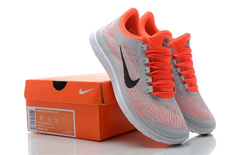 nike orange and grey running shoes nike free 3 0 v5 s running shoes gray orange black