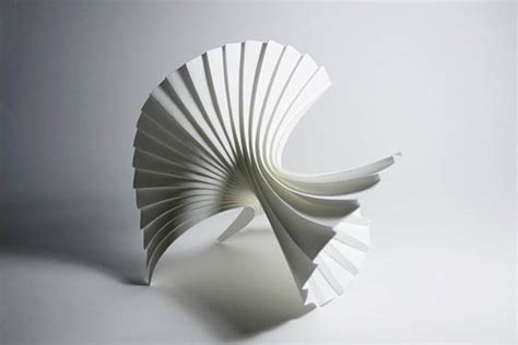 How To Make Paper Sculptures At Home - richard sweeney s intricate paper sculptures are