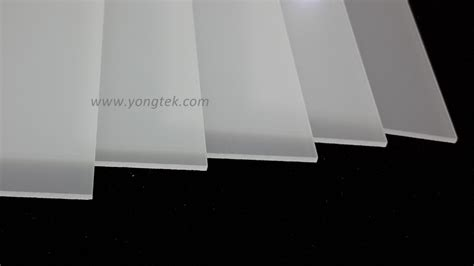 light diffusing plastic sheet square light diffuser plastic sheet ps material for led