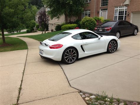 porsche cayman 2015 white for sale immaculate 2014 white porsche cayman s pdk