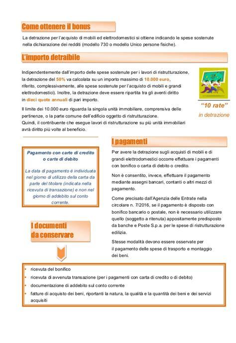 agevolazione fiscale mobili agevolazioni fiscali per l acquisto di mobili ed