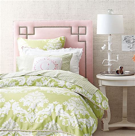 green pink bedroom girl s bedroom design in pink and green
