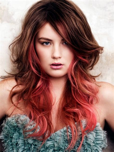 next hair color trend hair color trends 2013 003