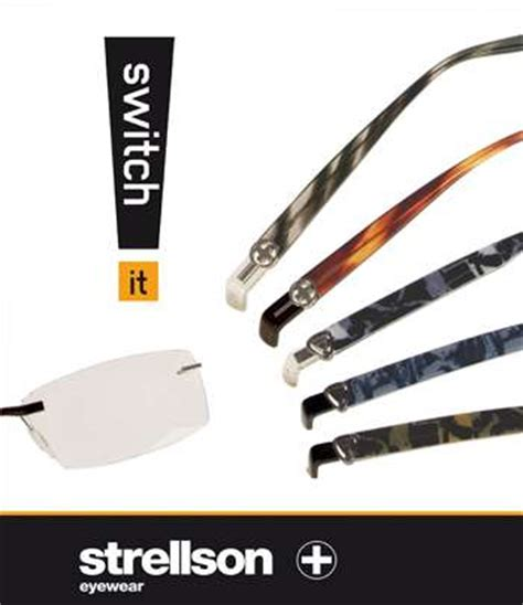 interchangeable glasses the switch it system lets you
