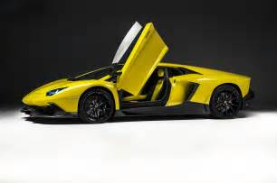 Lamborghini Birthday Present Lamborghini Aventador Lp 720 4 50 Anniversario Is One