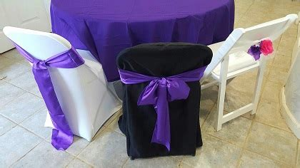bob bs party rentals chair covers