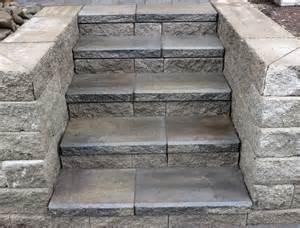 treppen naturstein stairs darby landscape inc