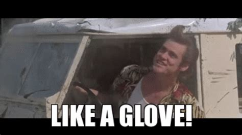 Like A Glove Meme - fits like a glove jim carrey know your meme